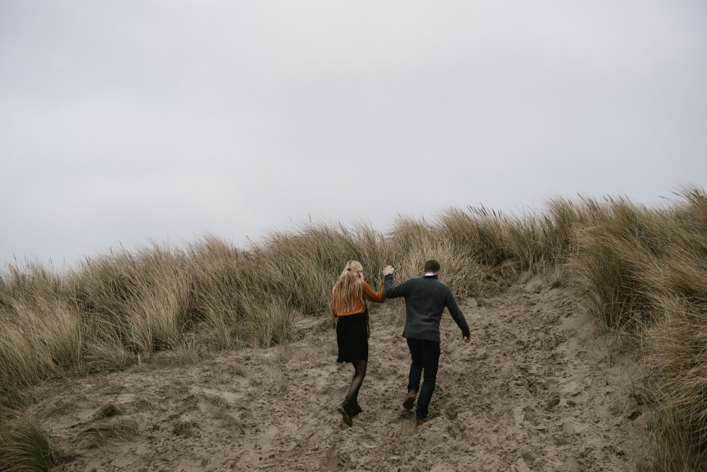 Be mine fotografie loveshoot strand