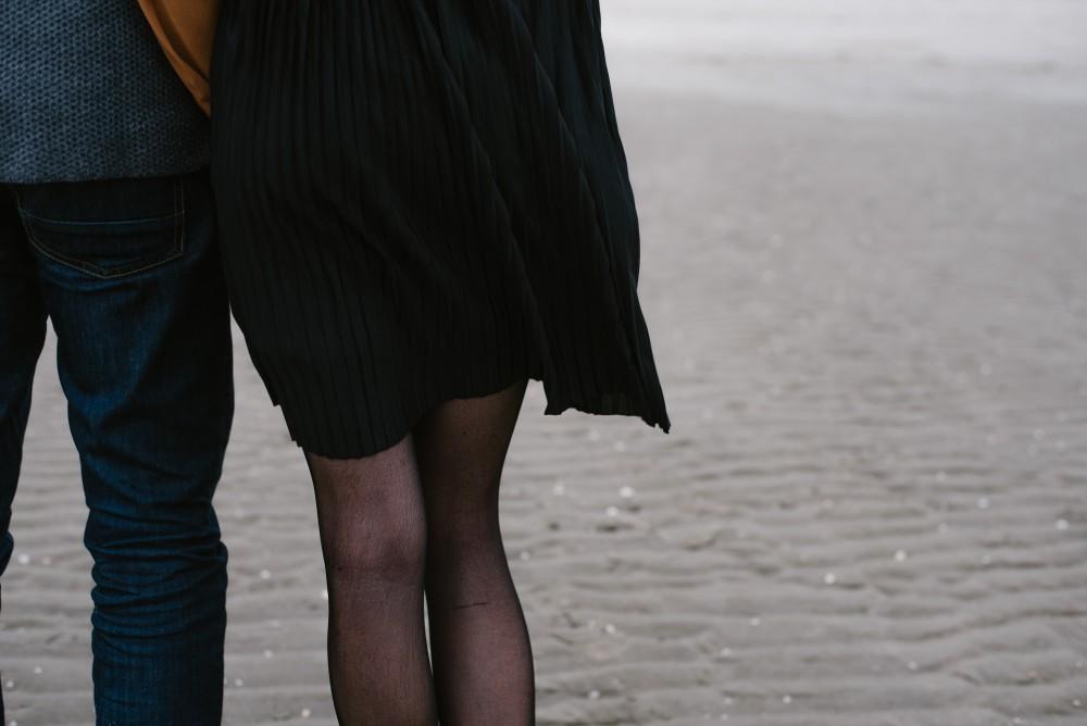 Be mine fotografie loveshoot strand (2)