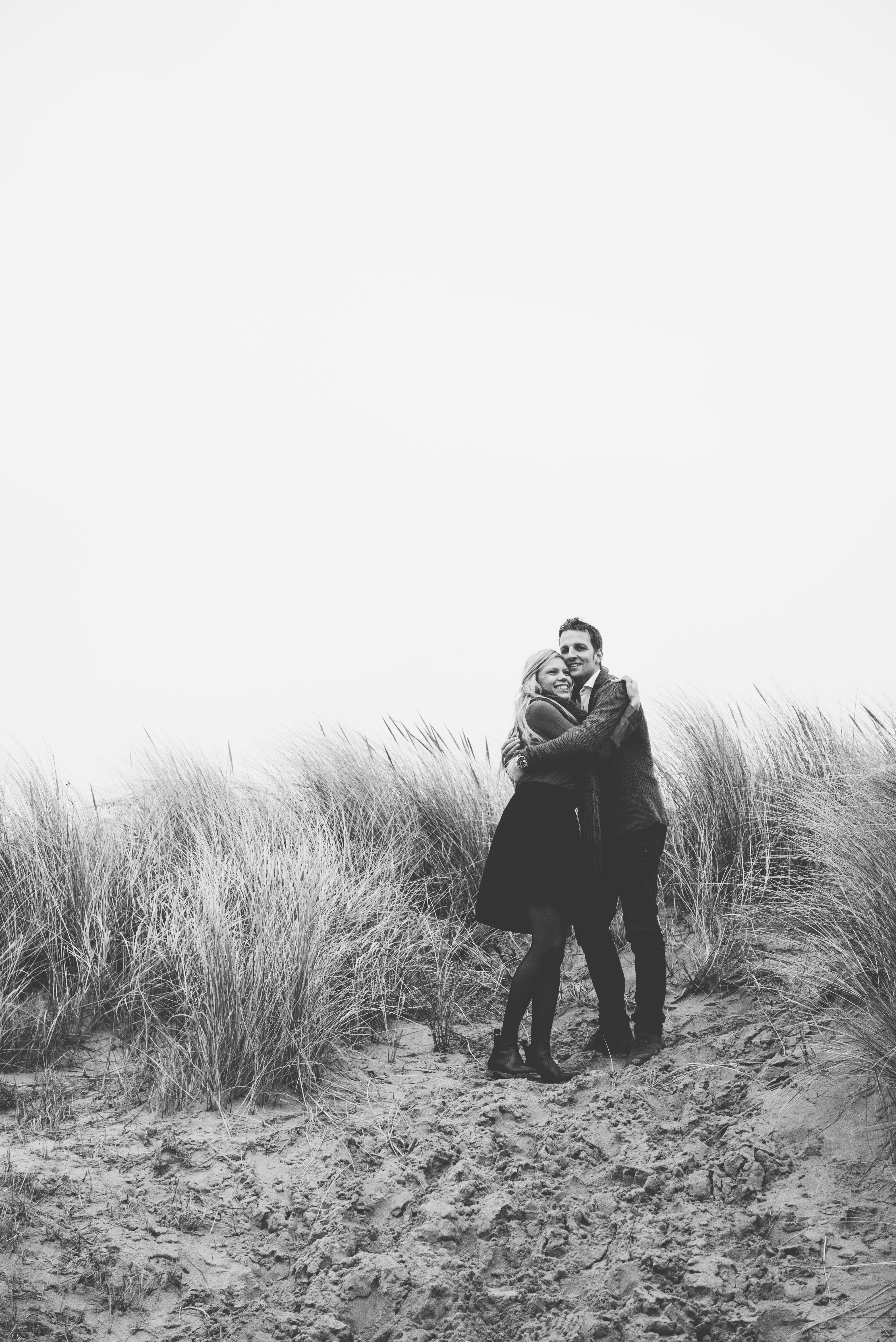 Be mine fotografie loveshoot strand