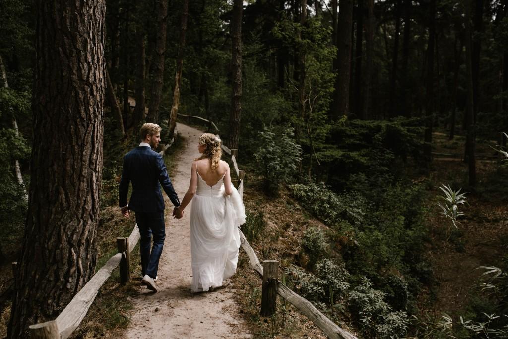 Be mine fotografie trouwen Kasteel Kerckebosch